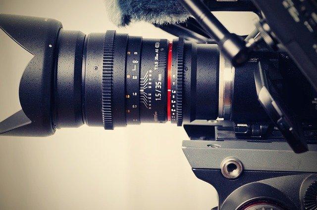 matériel vidéo