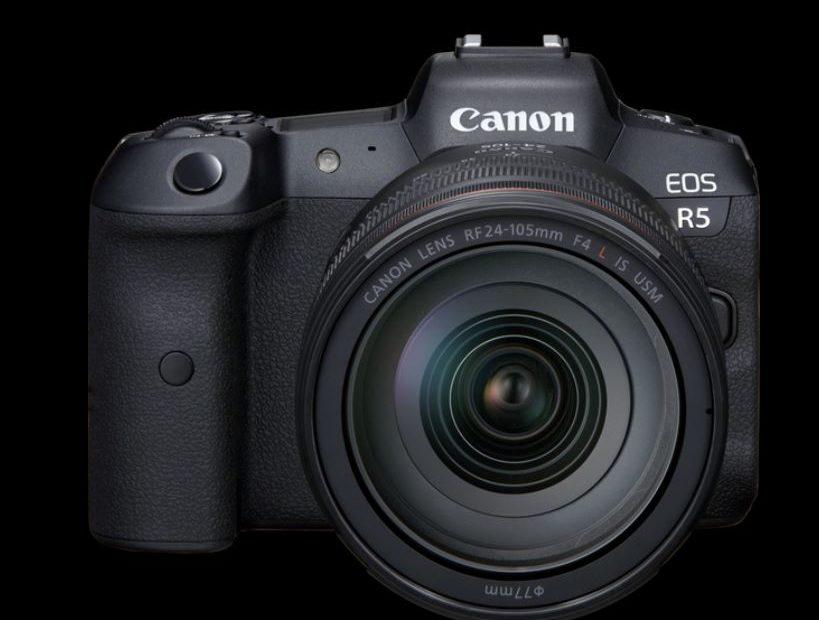 canon EOS R5 et EOS R6